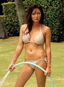 Shannon Doherty Tits photo 5