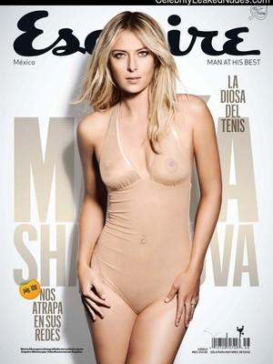 Sharapova Topless photo 17