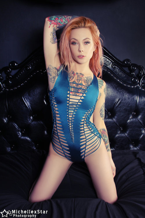 Shelly Dinferno Naked photo 5