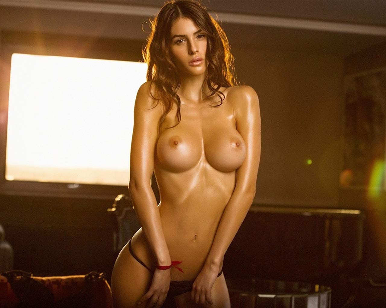 Silvia Caruso Playboy photo 5