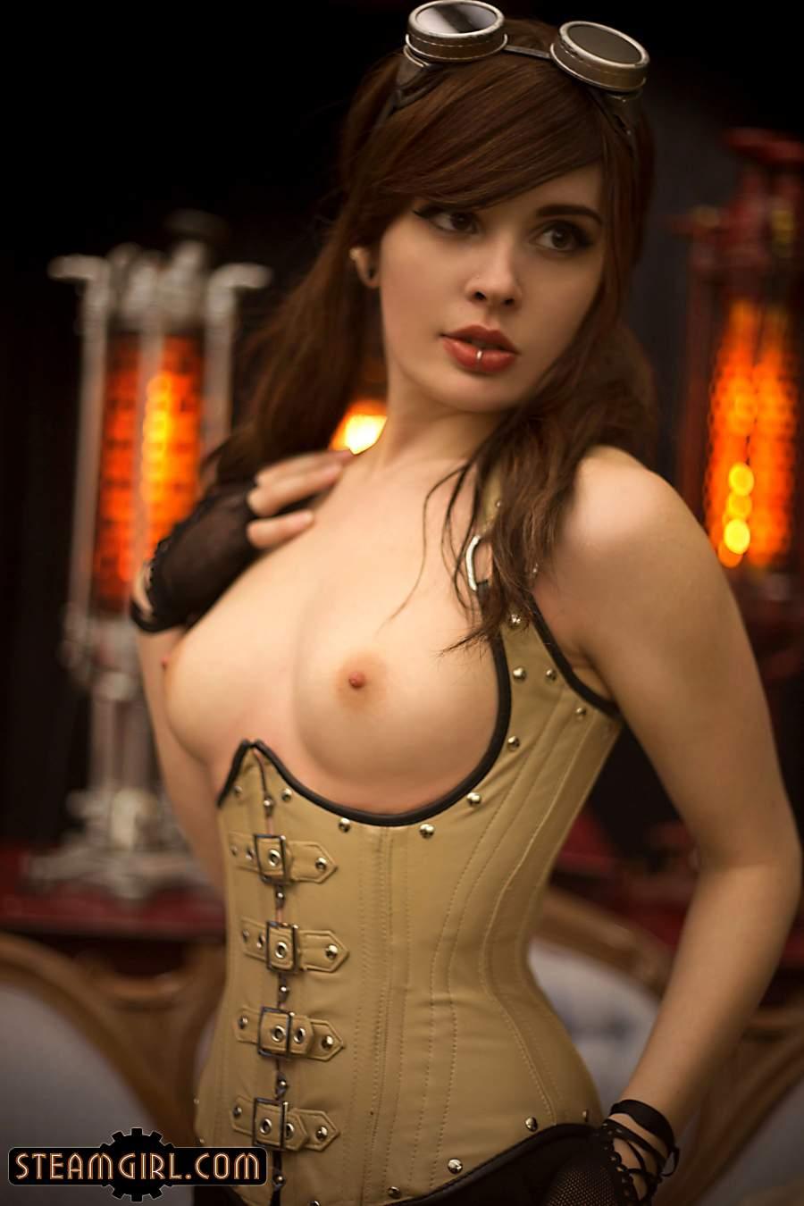 Steamgirl Nudes Nude photo 4