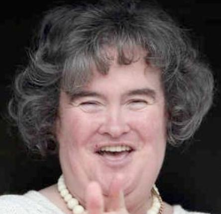 Susan Boyle Porn photo 1