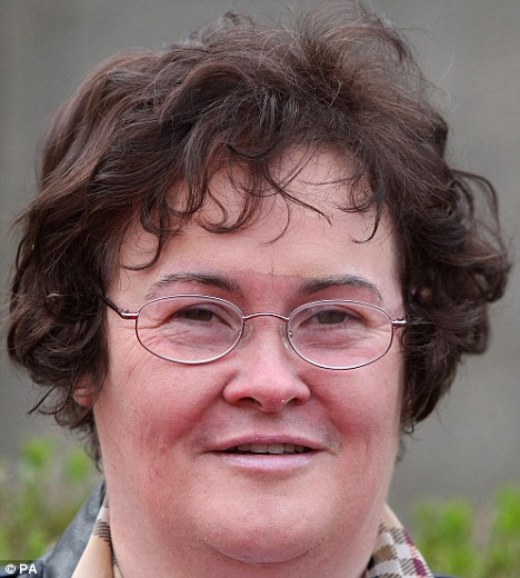 Susan Boyle Porn photo 12