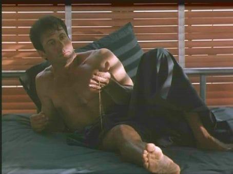 Sylvester Stallone Feet photo 1
