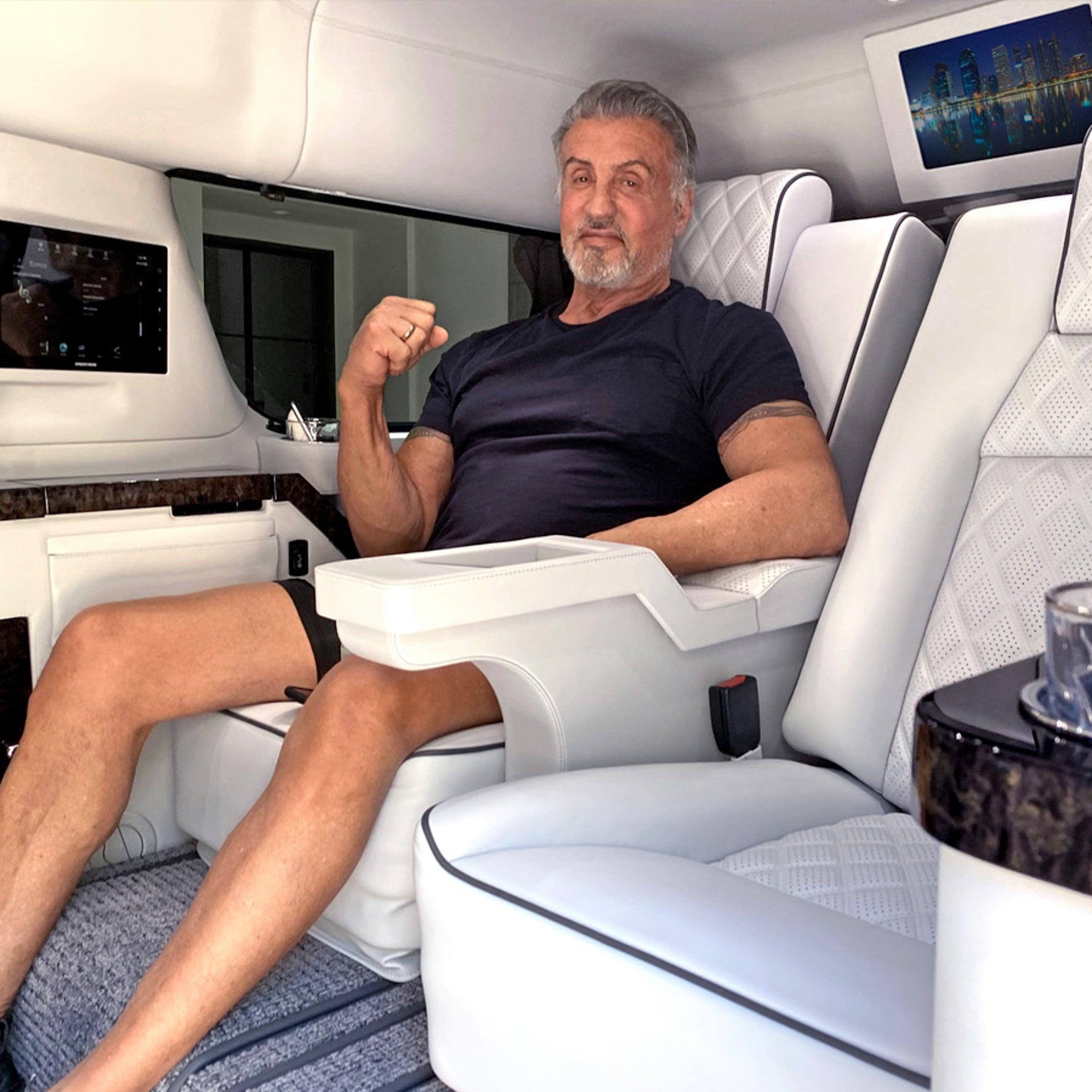 Sylvester Stallone Feet photo 29