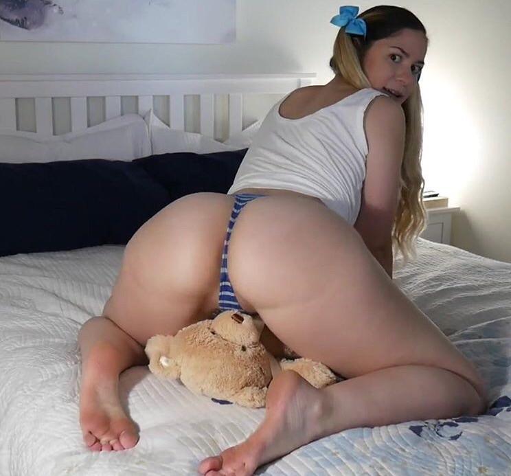 Teddy Bear Facesitting photo 8