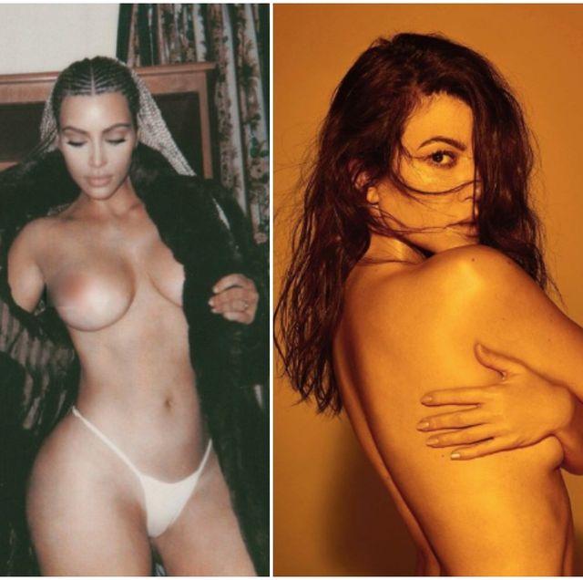The Kardashians Naked Pics photo 21