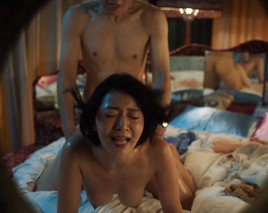 The Naked Director Sex Scene photo 7