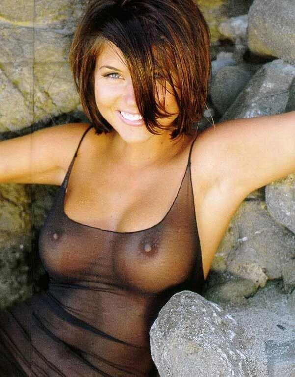 Tiffani Amber Thiessen Pussy photo 17