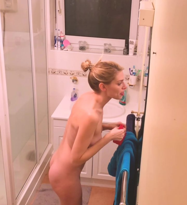 Undressing For Shower photo 12