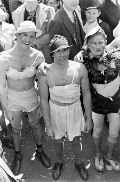 Vintage Mardi Gras Photos photo 10