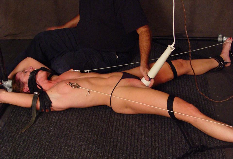 Wife Bondage Orgasm photo 19