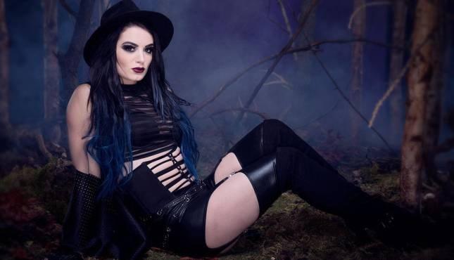 Wrestler Paige Porn photo 4
